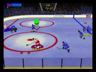 Olympic Hockey 98 (Japan)