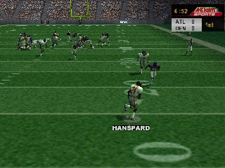 NFL Quarterback Club 2000 (Europe)