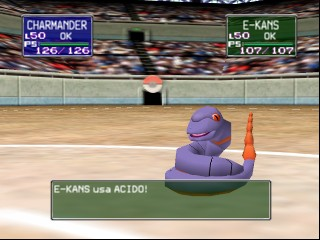 Pokemon Stadium (Italy)