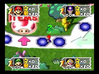 Mario Party 3 (Japan)