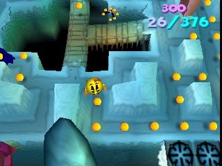Ms. Pac-Man - Maze Madness (USA)
