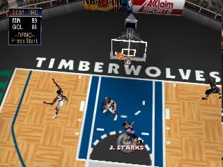 NBA Jam 2000 (Europe)