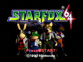 Star Fox 64 (USA)