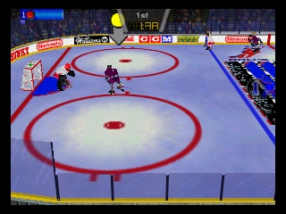 Wayne Gretzky's 3D Hockey (USA)