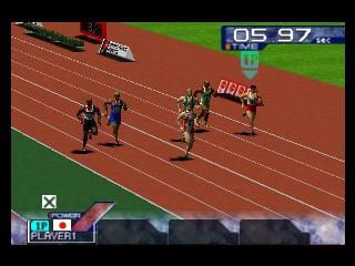 Ganbare! Nippon! Olympics 2000 (Japan)