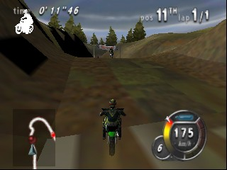 Top Gear Hyper-Bike (Europe)