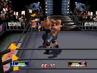 WCW-nWo Revenge (Europe)
