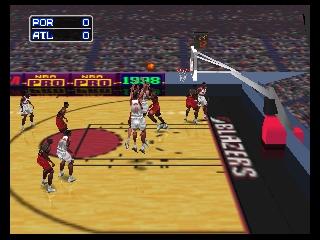 NBA Pro 98 (Europe)