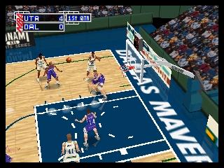 NBA Pro 99 (Europe)