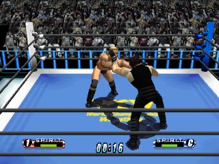 Virtual Pro Wrestling 64 (Japan)