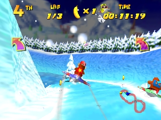 Diddy Kong Racing (Europe) (En,Fr,De) (Rev A)