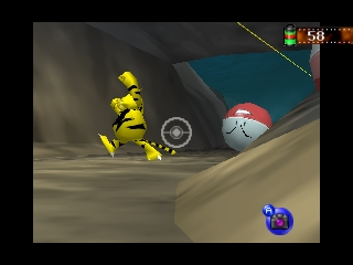 Pokemon Snap (Italy)