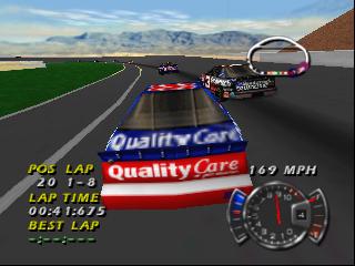 NASCAR 99 (USA)