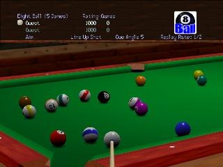 Virtual Pool 64 (Europe)