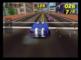 San Francisco Rush - Extreme Racing (USA) (En,Fr,De)