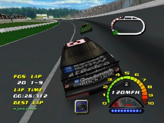 NASCAR 2000 (USA)