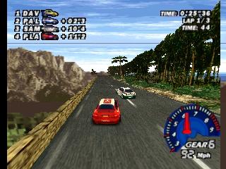 V-Rally Edition 99 (Japan)