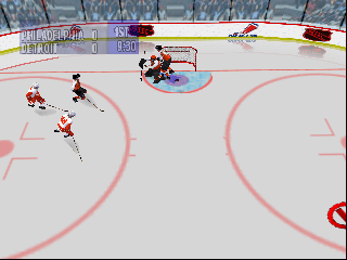 NHL Breakaway 98 (Europe)