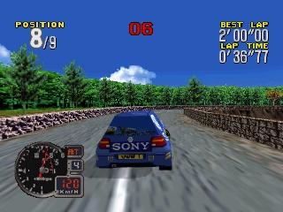 Rally Challenge 2000 (USA)