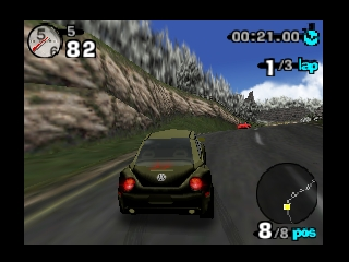 Beetle Adventure Racing! (Europe) (En,Fr,De)