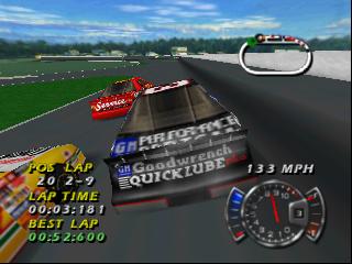 NASCAR 99 (Europe) (En,Fr,De)