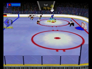 Olympic Hockey 98 (Europe) (En,Fr,De,Es)