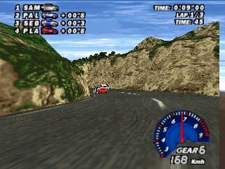 V-Rally Edition 99 (Europe) (En,Fr,De)