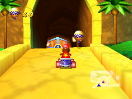 Diddy Kong Racing (USA) (En,Fr)