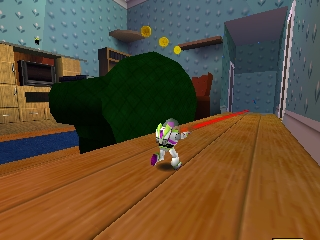 Toy Story 2 - Buzz Lightyear to the Rescue! (Europe)