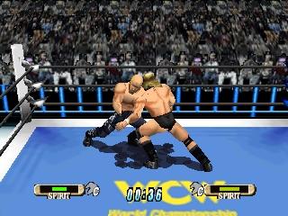 WCW vs. nWo - World Tour (USA) (Rev A)