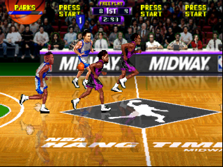 NBA Hangtime (USA)