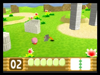 Kirby 64 - The Crystal Shards (Europe)