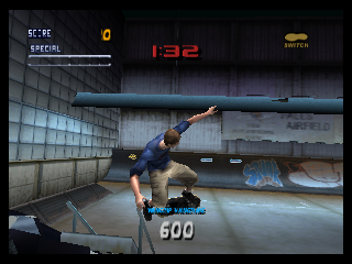 Tony Hawk's Pro Skater 2 (Europe)