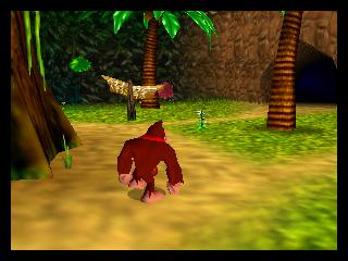 Donkey Kong 64 (Japan)