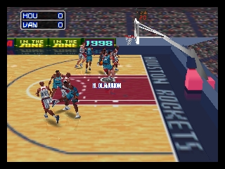 NBA in the Zone '98 (Japan)