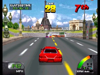 Cruis'n World (Europe)