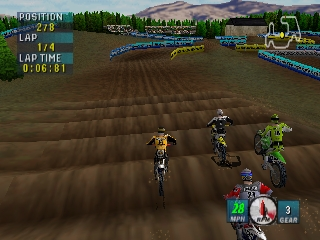 Jeremy McGrath Supercross 2000 (USA)