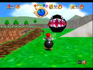 Super Mario 64 (Japan) (Rev A) (Shindou Edition)