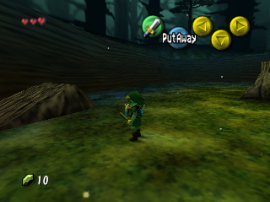 Legend of Zelda, The - Majora's Mask (USA)