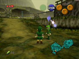 Legend of Zelda, The - Ocarina of Time (USA)