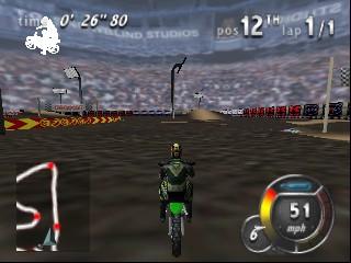 Top Gear Hyper-Bike (USA)