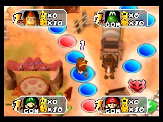 Mario Party 2 (Europe) (En,Fr,De,Es,It)