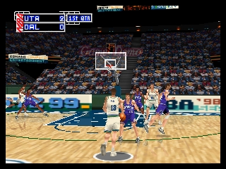 NBA in the Zone '99 (USA)