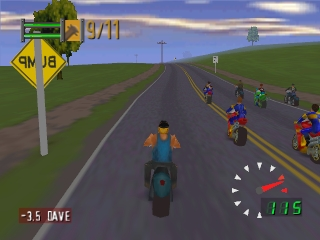 Road Rash 64 (USA)
