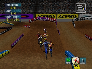 Jeremy McGrath Supercross 2000 (Europe)