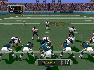 Madden NFL 99 (Europe)