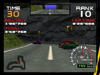 RR64 - Ridge Racer 64 (Europe)