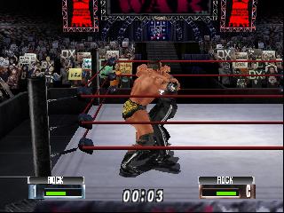 WWF No Mercy (USA) (Rev A)