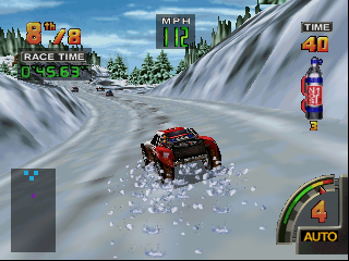 Off Road Challenge (Europe)