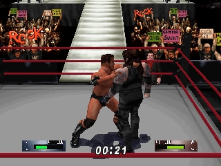 WWF WrestleMania 2000 (Japan)